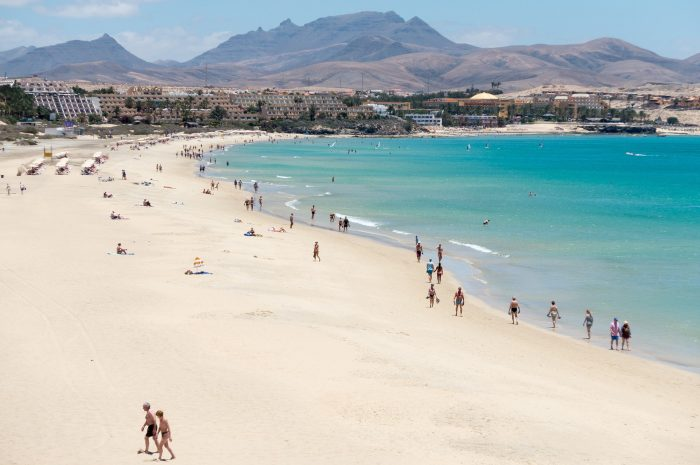 Cheapest places to stay in the Canary Islands.