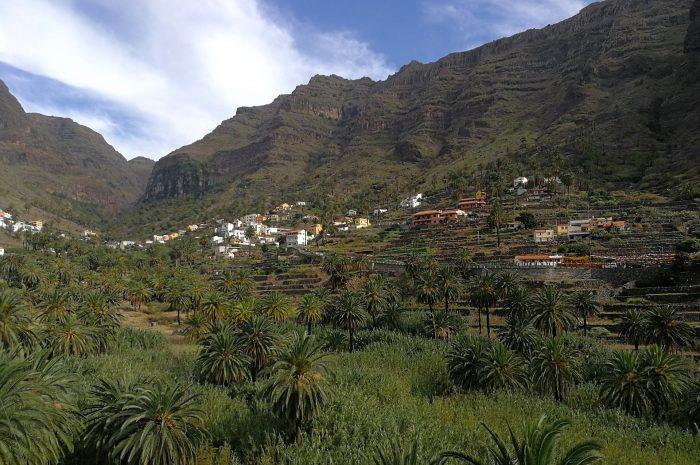 La Gomera tourism numbers 2019.