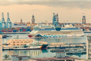 Canary Islands Cruise business takes a big hit.